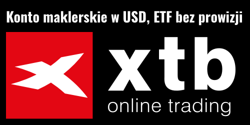 Konto maklerskie XTB